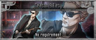 Season 9 Easy