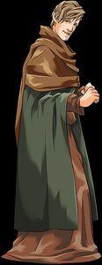 11 Monk