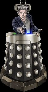 Twelfth Doctor Davros Chair