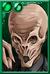 Silent Priest (Green) Portrait