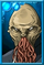 Ood (Blue) Portrait