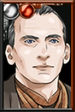 The Ninth Doctor Regeneration Portrait