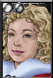 Professor River Song + Cape Portrait
