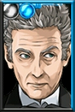 The Twelfth Doctor Tuxedo Portrait