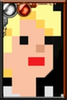 Astrid Peth Pixelated Portrait