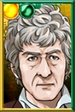 The Third Doctor Alternate Jacket 5 Portrait
