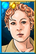 Fan River Song Camouflage Portrait