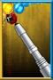 The Fifth Doctors Sonic Screwdriver Portrait