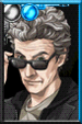 Twelfth Doctor Sunglasses Portrait