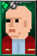 Nardole + Pixelated Portrait