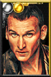 The Ninth Doctor + Comics Portrait