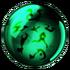 Green beast gem