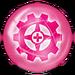 Pink 12th Gem