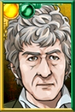 The Third Doctor Alternate Jacket 3 Portrait