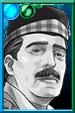 Brigadier Lethbridge-Stewart + BW Colonel Portrait