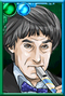 The Second Doctor Portrait