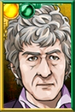 The Third Doctor Alternate Jacket 4 Portrait