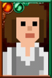 Trickster Sarah Jane Smith Pixelated Portrait