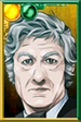 The Third Doctor Portrait Portrait