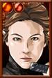 Jenny Flint Ninja Portrait