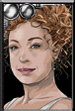 Professor River Song + Dinner Portrait
