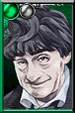 The Second Doctor + Portrait Portrait