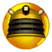Dalek yellow gem