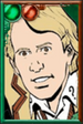 The Fifth Doctor Comics Portrait