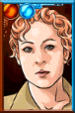 River Song + Camouflage Portrait