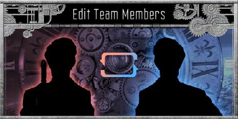 Edit Team Members