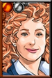 River Song Denim Portrait