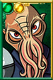Ood (Green) Kids Area Portrait