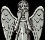 Weeping Angel Kids Area A Closeup