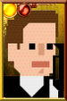 Jack Harkness + Pixelated Guns Portrait