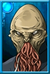 Ood (Blue) head
