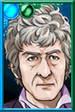 The Third Doctor + Alternate Jacket 4 Portrait
