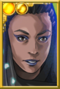 Trickster Saibra Portrait