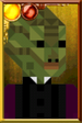 Madame Vastra + Pixelated Portrait