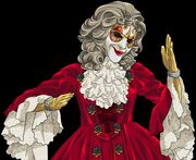 Clockwork Woman Closeup