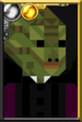 Fan Vastra Pixelated Portrait