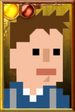 Jack Harkness + Pixelated Shirt Portrait