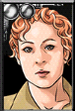 Professor River Song + Camouflage Portrait
