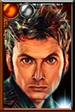 The Tenth Doctor Comics Portrait