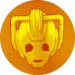 Cybermen yellow gem