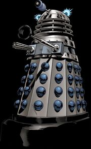Dalek Retro Comic D