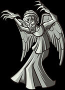 Weeping Angel Kids Area D