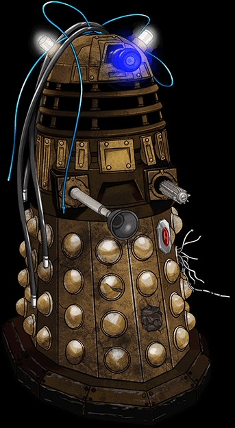 Rusty the Dalek