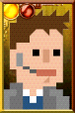 Jack Harkness + Pixelated Coat Portrait