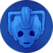 Cybermen blue gem