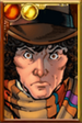 Fourth Doctor Comics Portrait